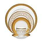 Noritake Summit Gold Dinnerware Collection