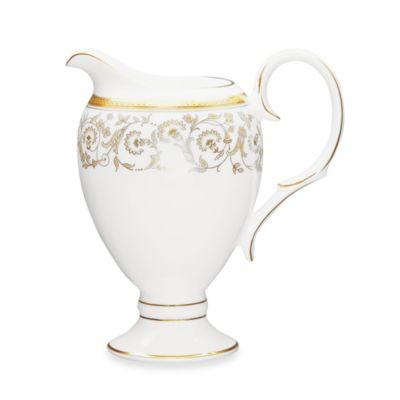 Noritake Summit Gold 8.25-Ounce Creamer
