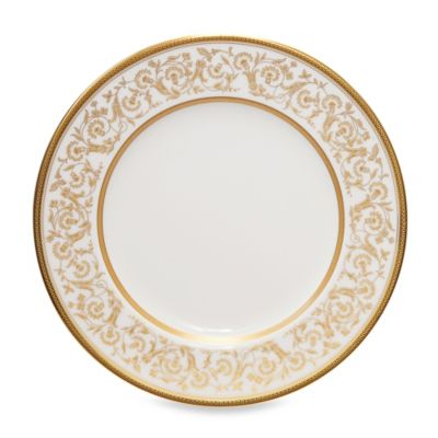 Noritake Summit Gold 8.25-Inch Salad Plate