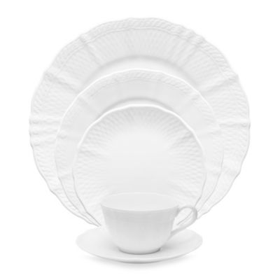 Cher Blanc 5-Piece Place Setting