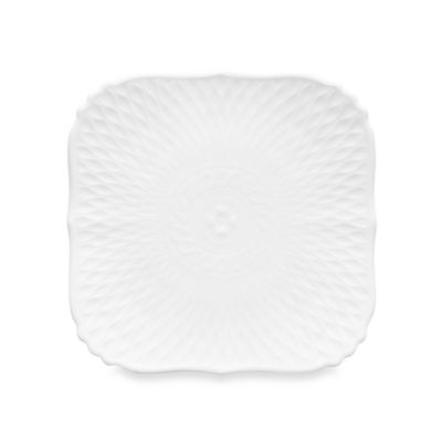 Noritake® Cher Blanc Square Bread and Butter Plate