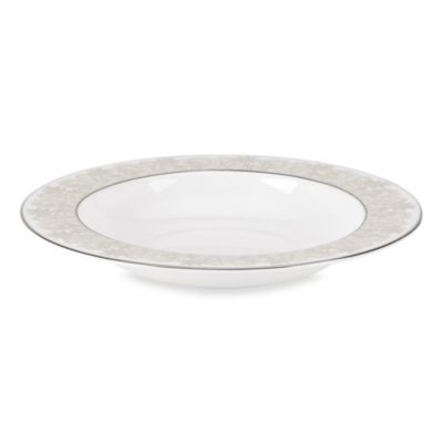Lenox® Lyrical Garden 9-Inch Pasta/Rim Soup Bowl