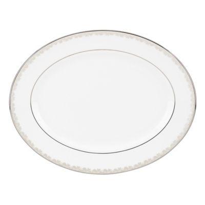 Lenox® Lyrical Garden 13-Inch Oval Platter