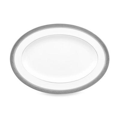 Noritake® Summit Platinum 14-Inch Oval Platter