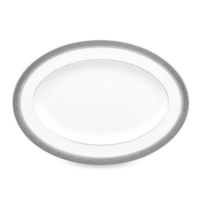 Noritake® Summit Platinum 16-Inch Oval Platter