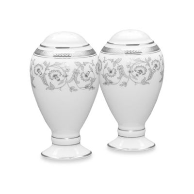 Noritake® Summit Platinum 3.75-Inch Salt & Pepper Shakers