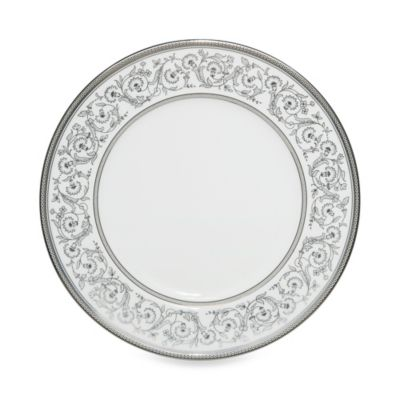 "Noritake® Summit Platinum 8.25"" Salad Plate"