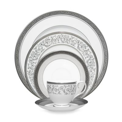 Noritake® Summit Platinum 5-Piece Place Setting