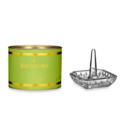 Waterford® Giftology Lismore Square Ring Holder