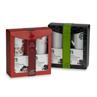 Starbucks® Cocoa for Two Gift Sets