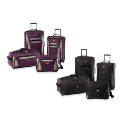 Fieldbrook II by American Tourister 4-Piece Set