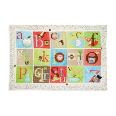 SKIP*HOP® Alphabet Zoo Mega Play Mat - from Skip Hop