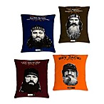 Duck Dynasty® Softies™ Pillow Dog Bed