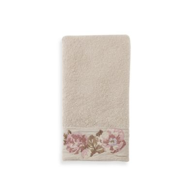 Brigitte Natural Fingertip Towel