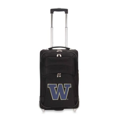 University of Washington Huskies 21-Inch Carry-On