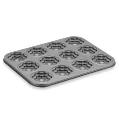 Cake Boss 12-Cavity Nonstick Flower Cookie Pan