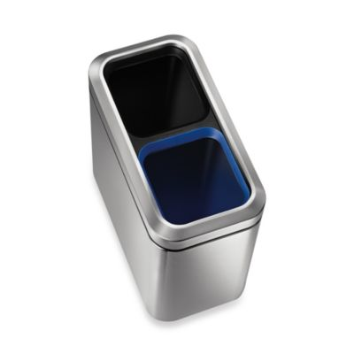 Simplehuman Recycle Trash Cans