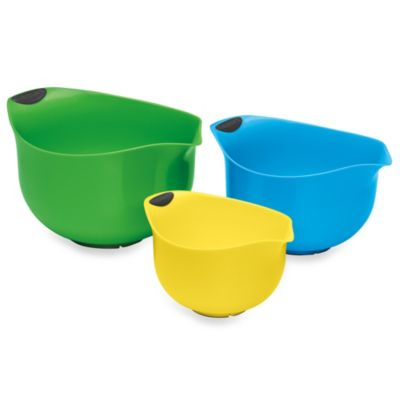 Blue Bowl Set