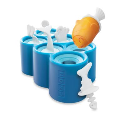 Zoku® Fish Ice Pop Mold