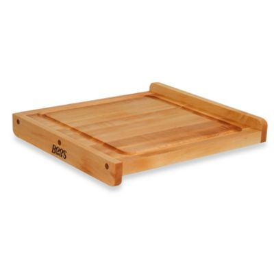 John Boos 17.75-Inch x 17.25-Inch Maple Countertop Board