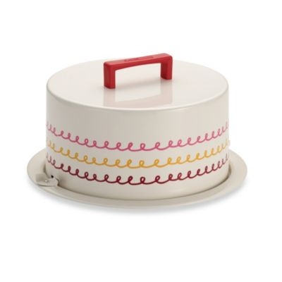Cake Boss Icing Cake Carrier