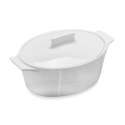 BIA Cordon Bleu 1.25-Quart Step Oval Covered Casserole