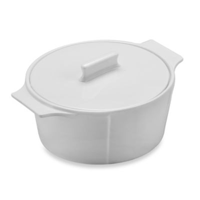 BIA Cordon Bleu 1.25-Quart Step Round Covered Casserole