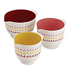 Cake Boss 3-Piece Mixing Bowl Set