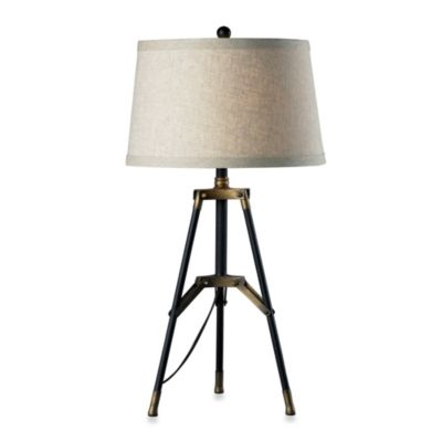 Community Tripod Table Lamp