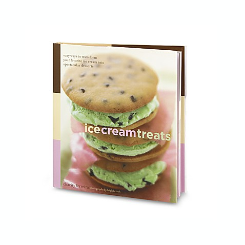 Ice Cream Treats Cookbook