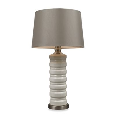 Cream Multi Table Lamp