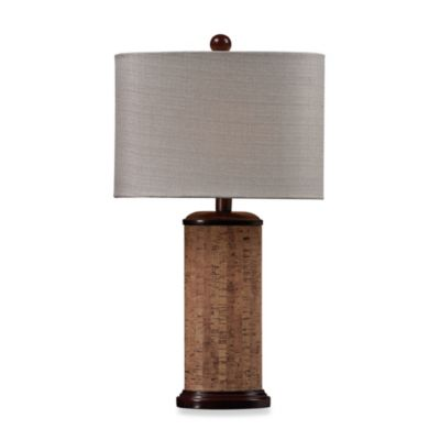 Voyage Cork Table Lamp