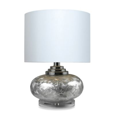 HGTV HOME Frost Table Lamp