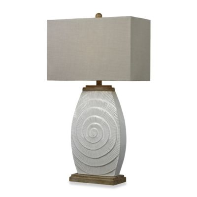 HGTV HOME Voyage Ceramic Table Lamp