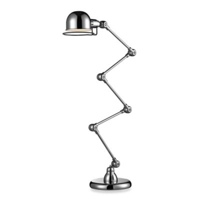 HGTV Home Graphic Control Floor Lamp
