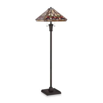 Quoizel Ross Floor Lamp