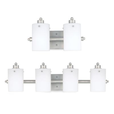 4 Lights Bath Fixture