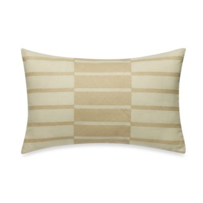 Nautica® Eden Glen Oblong Toss Pillow in Khaki