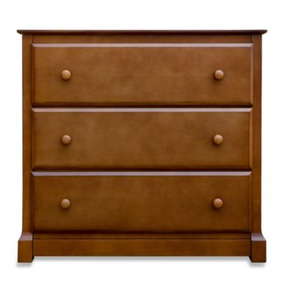 Nursery Smart® Darby 3-Drawer Dresser in Coco