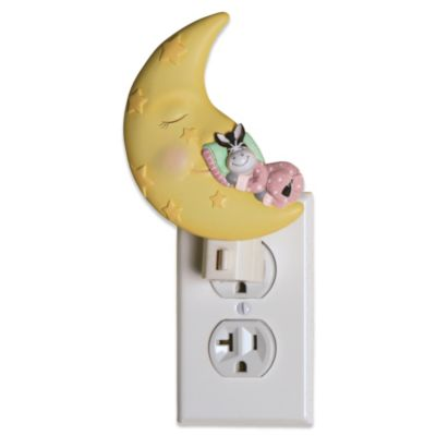 Precious Moments® BaZooples® Zoey the Zebra Night Light