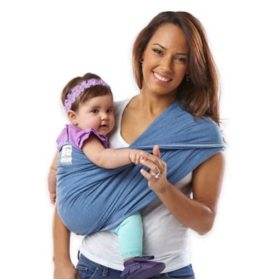 Baby K'Tan® Denim Baby Carrier