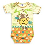 Clever Birds® Monkey Funtime Bodysuit