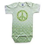 Clever Birds® Playful Prints Peace Sign Bodysuit