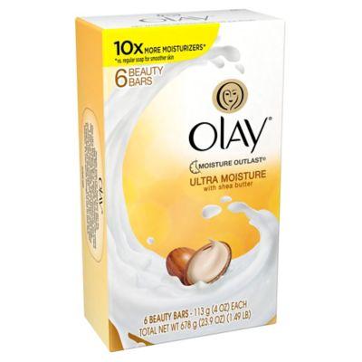 Olay® 6-Count Ultra Moisture Soap