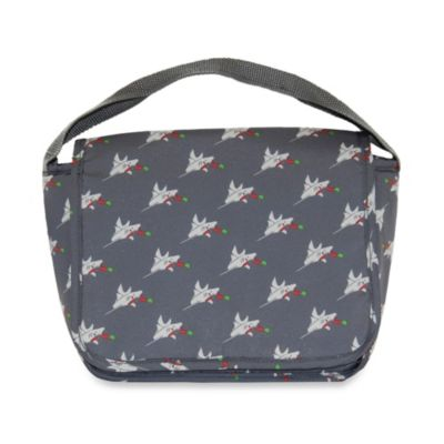 BlueAvocado® Kids Cooper Lunch Bag in Shark Attack