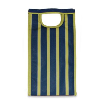 BlueAvocado® Tower Lunch Bag in Green Stripe