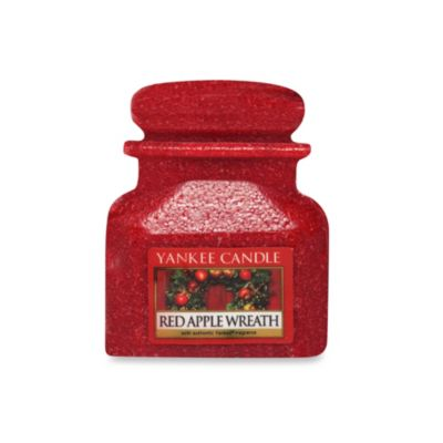 Yankee Candle® Red Apple Wreath Jar Wax Melt