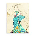 Elegant Attire II Printed Wall Art