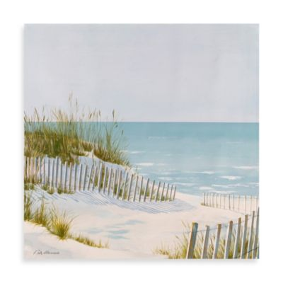 Fabrice de Villeneuve Studio Coastal View Printed Wall Art