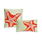 Liora Manne Starfish Decorative Pillow